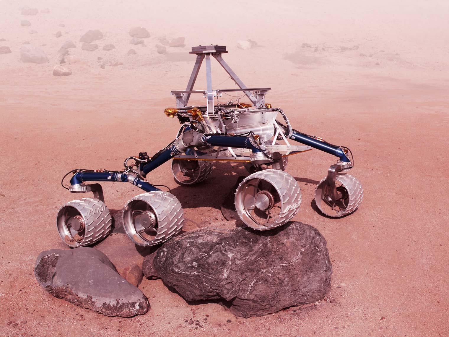 Product Still Life,  Mars Exploration Rover