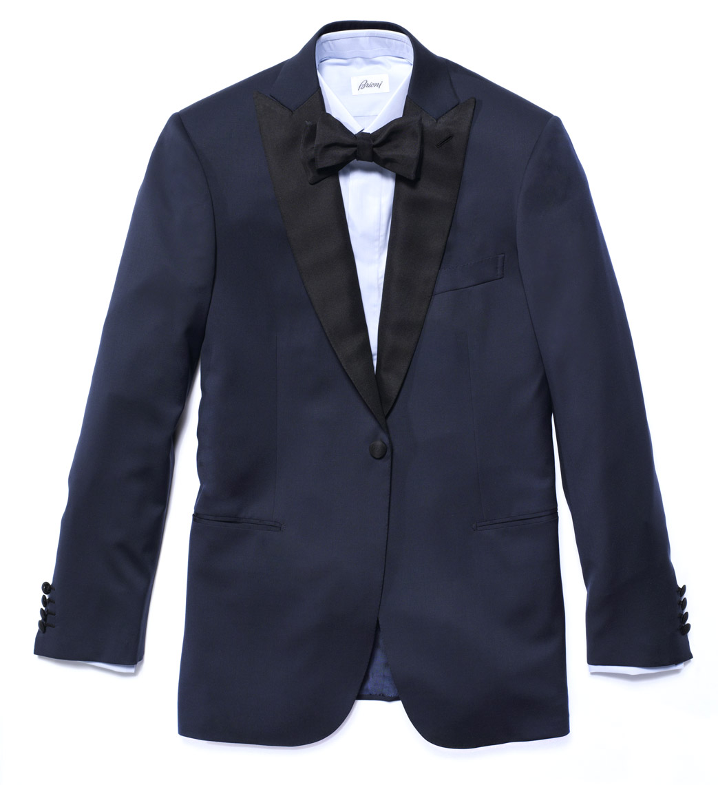 Apparel Still Life, Tuxedo Jacket and Shirt
