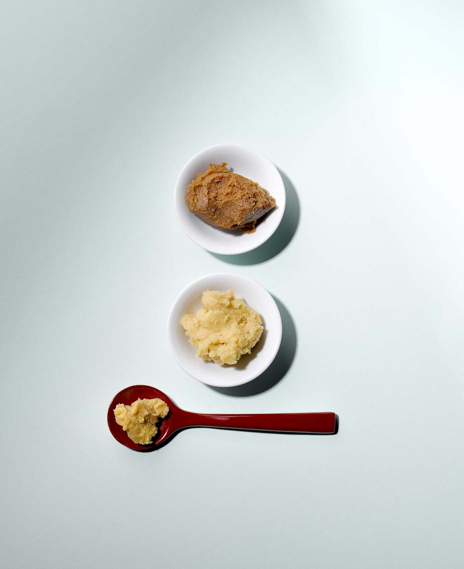 Food Still Life, Miso Paste
