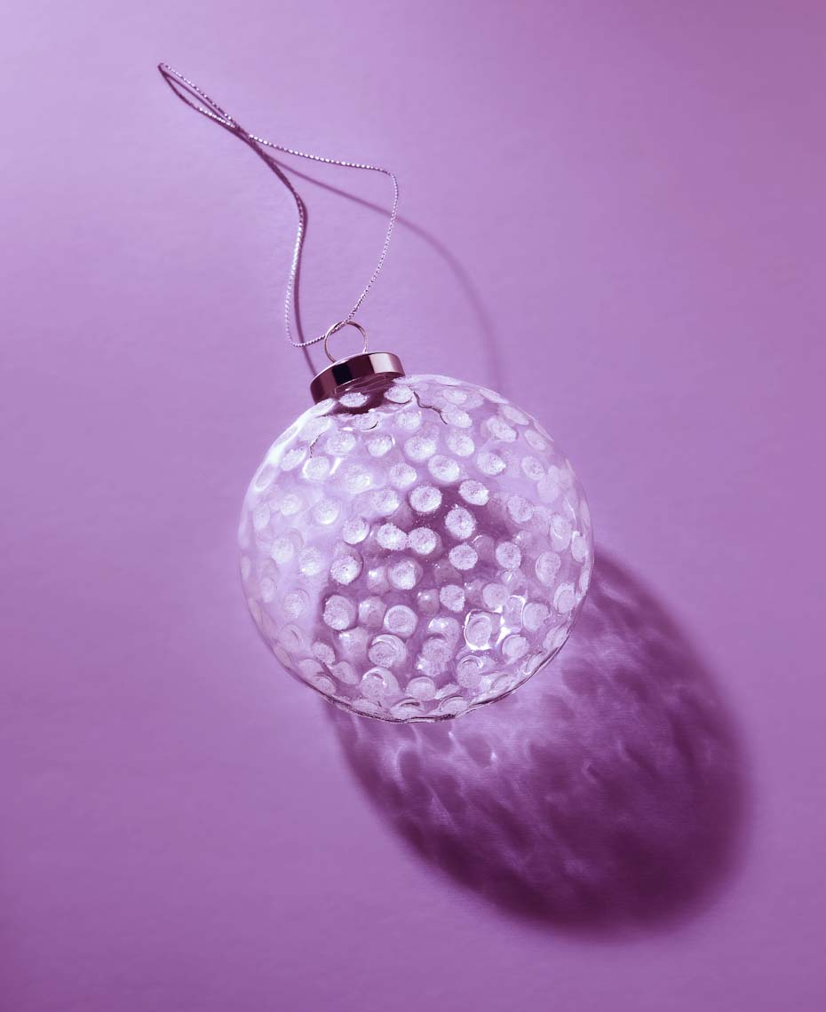 Product Still Life, Home Accessories | Glass Ornament