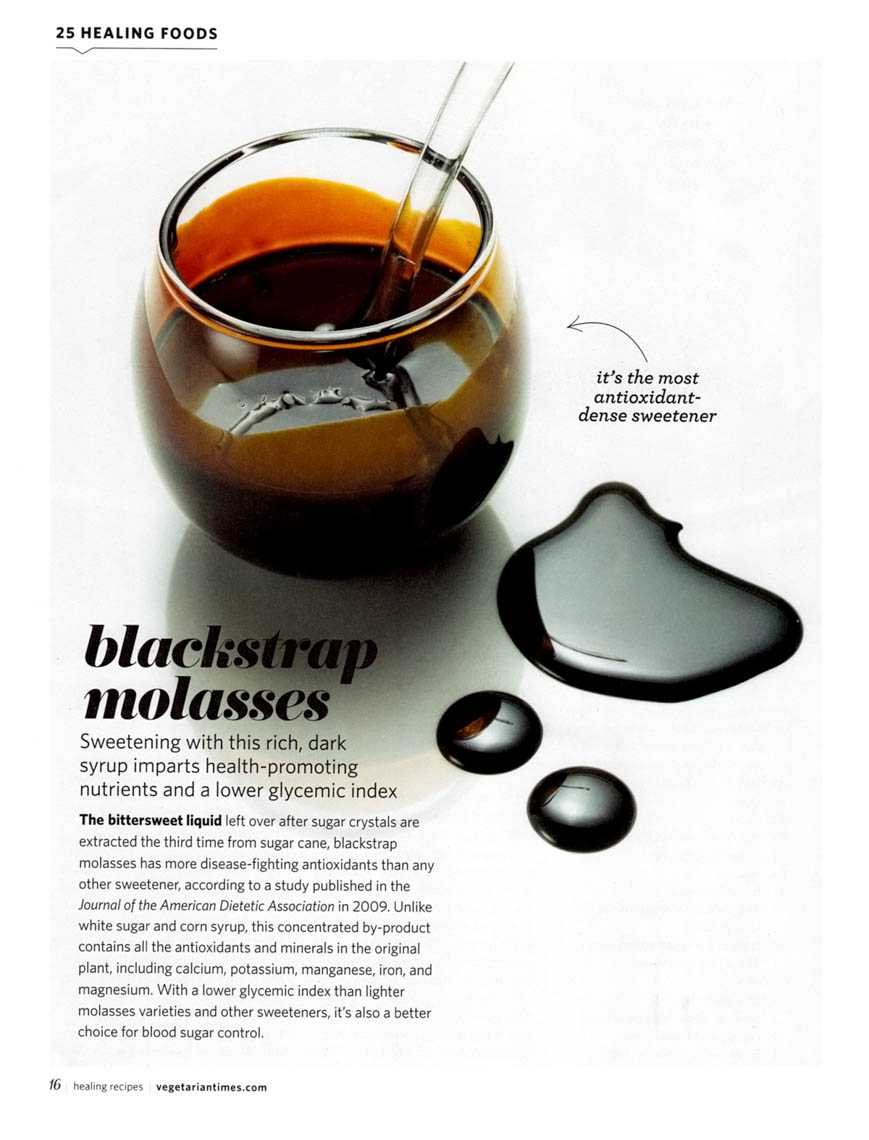 Food Still Life, Blackstrap Molasses In Glass Cup
